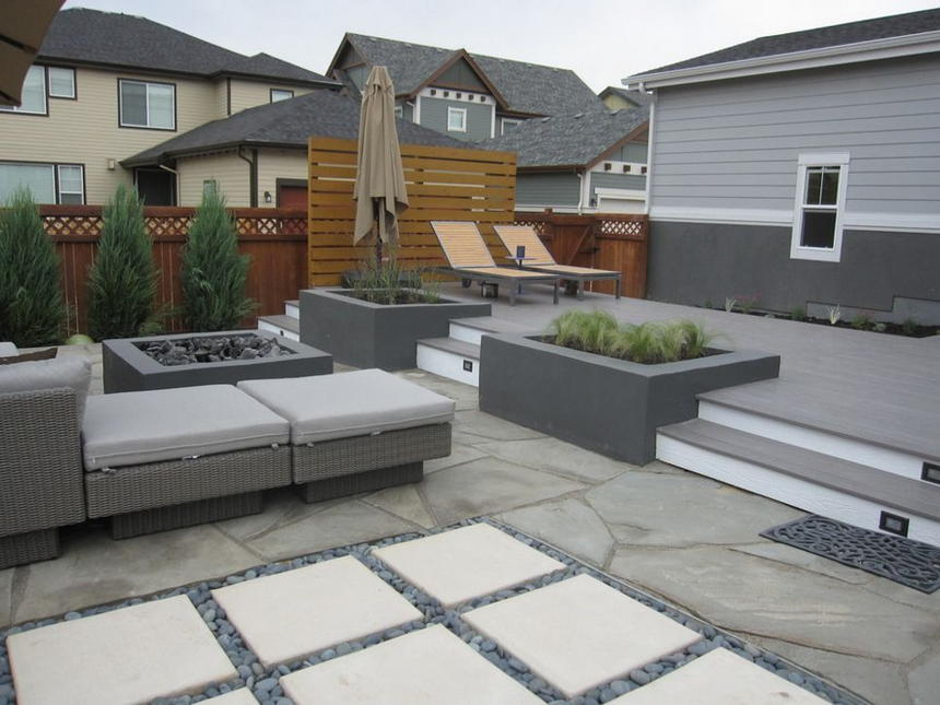 modern patio deck ideas 21