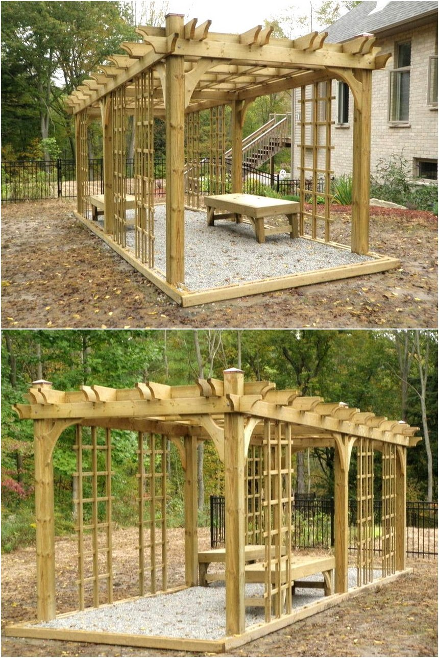 patio pergola ideas 0