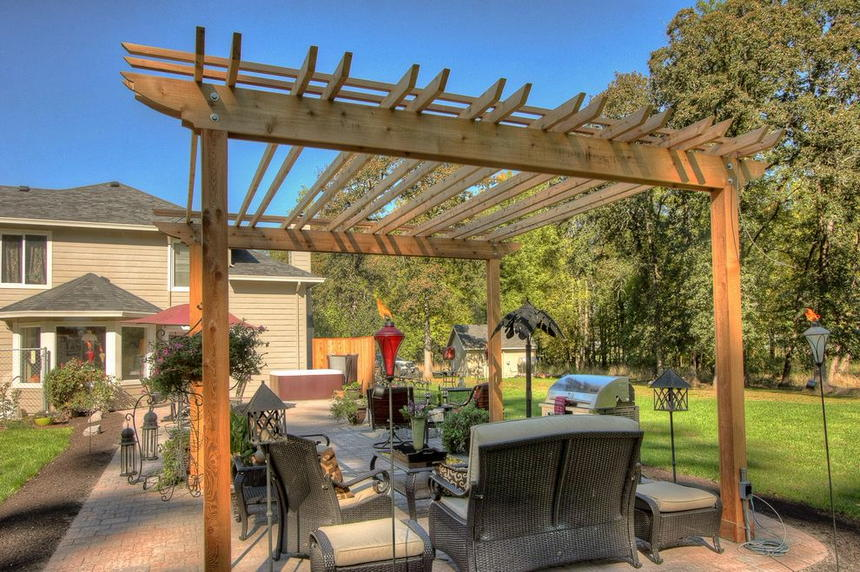 patio pergola ideas 19 - 2