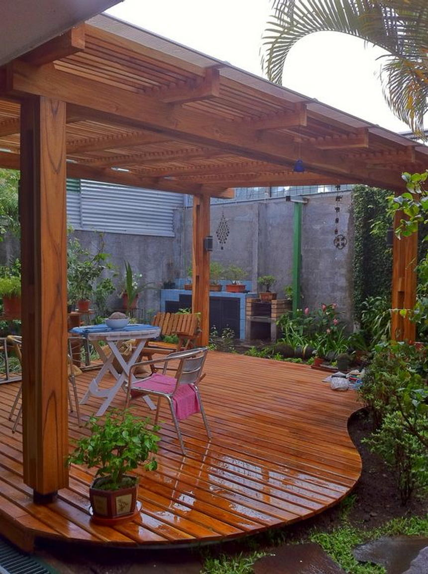 patio pergola ideas 23