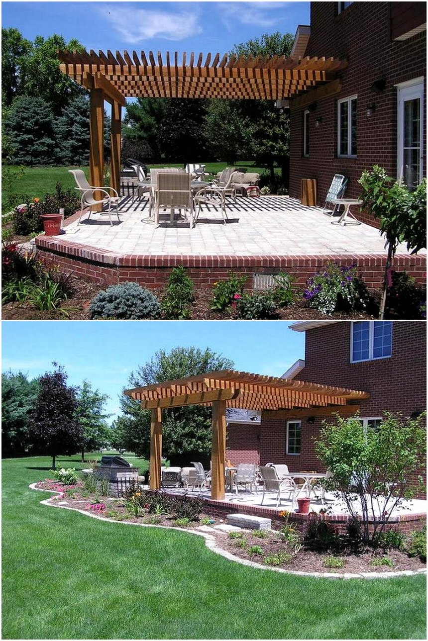 patio pergola ideas 24