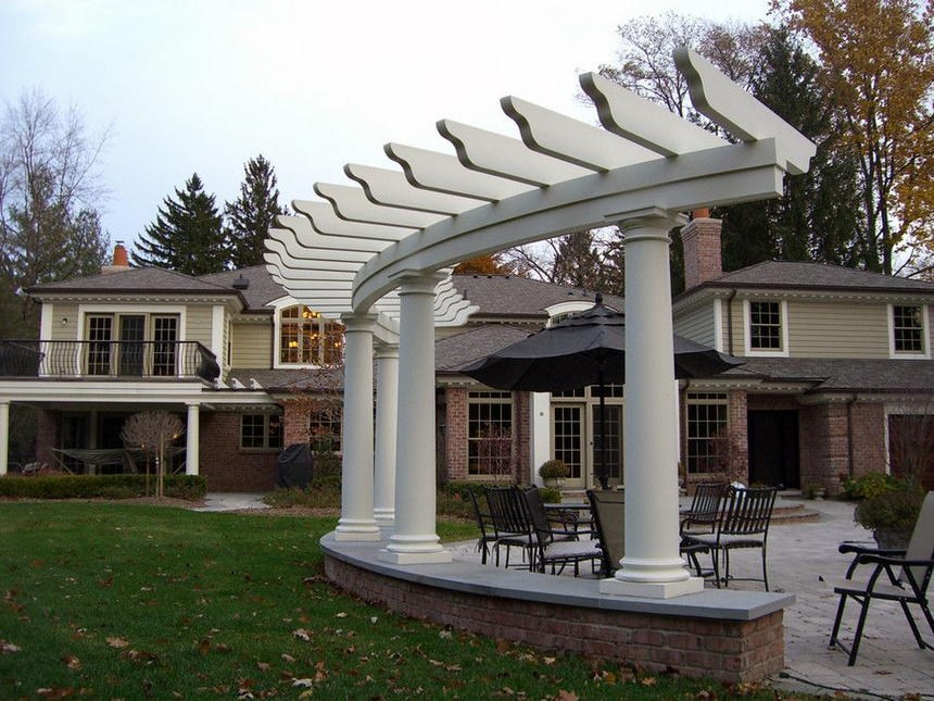 patio pergola ideas 5