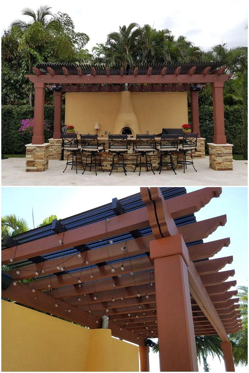 patio pergola ideas 6 - 3