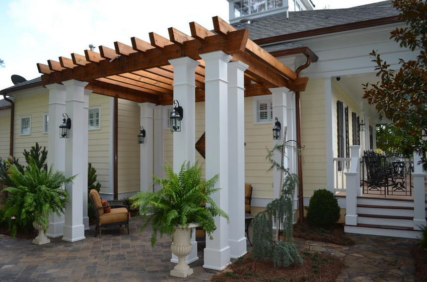 patio pergola ideas 8