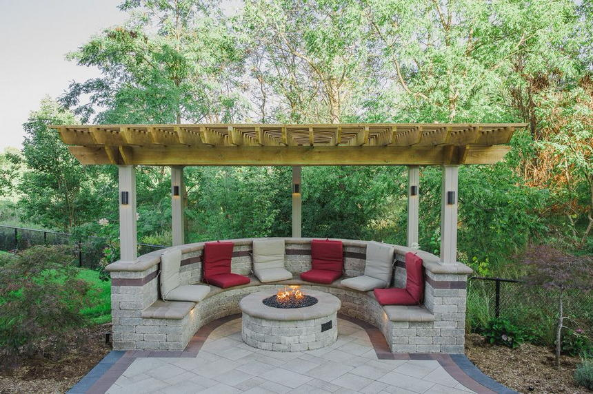 patio pergola ideas 9
