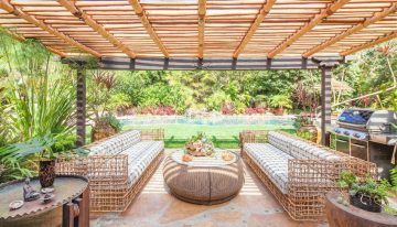 50 Pergola Design Ideas to Enhance your Patio this Summer
