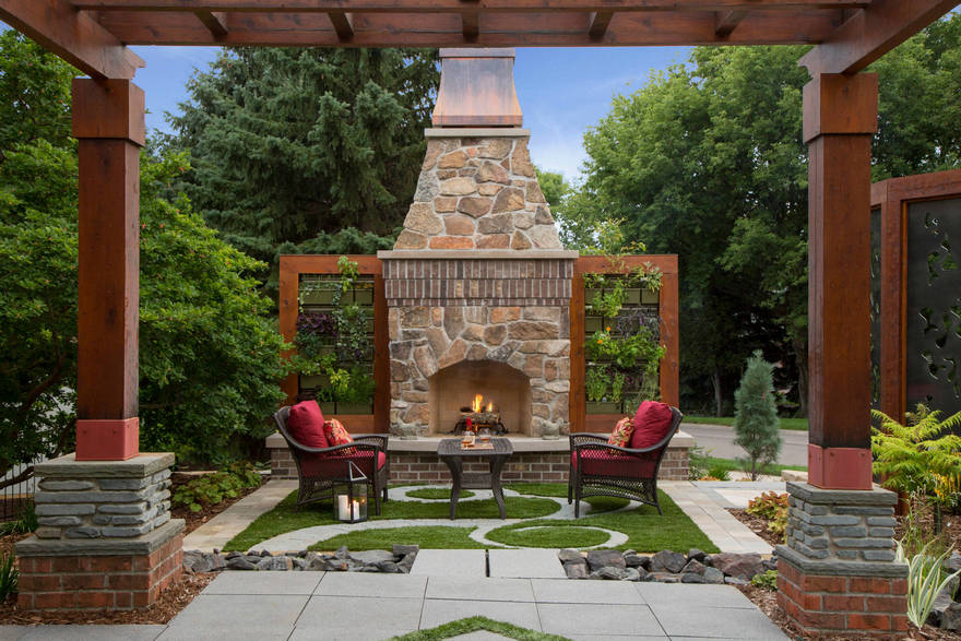 Outdoor Fire Pit 1