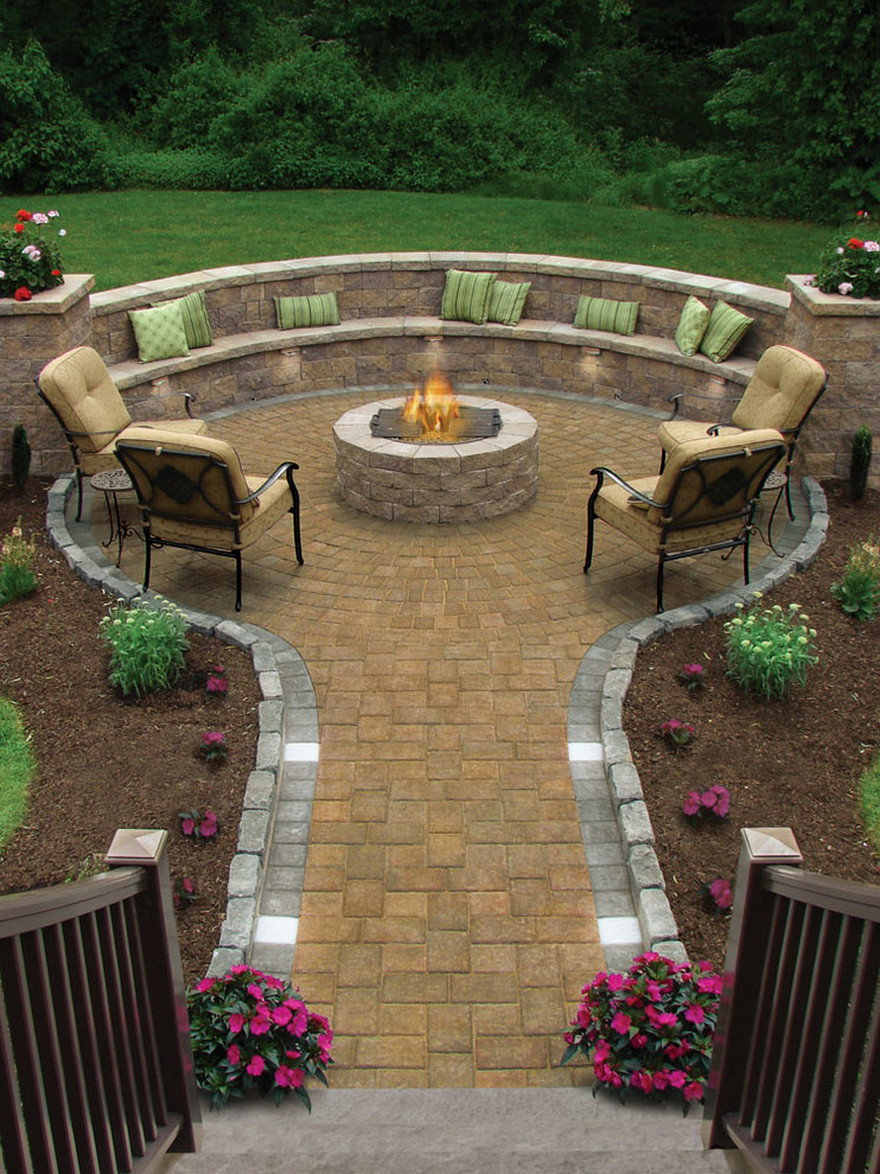 Outdoor Fire Pit 10