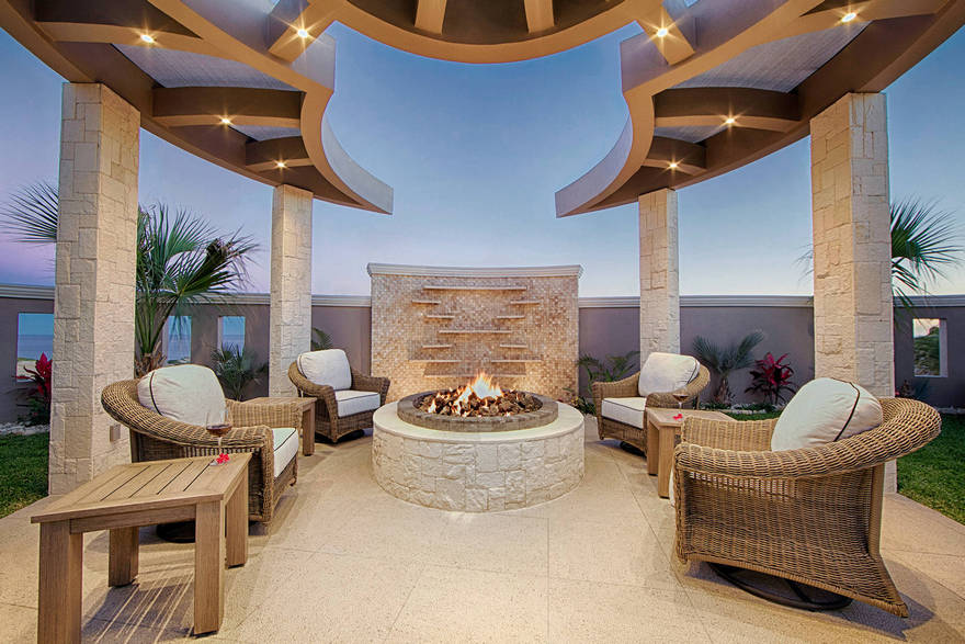 Outdoor Fire Pit 16