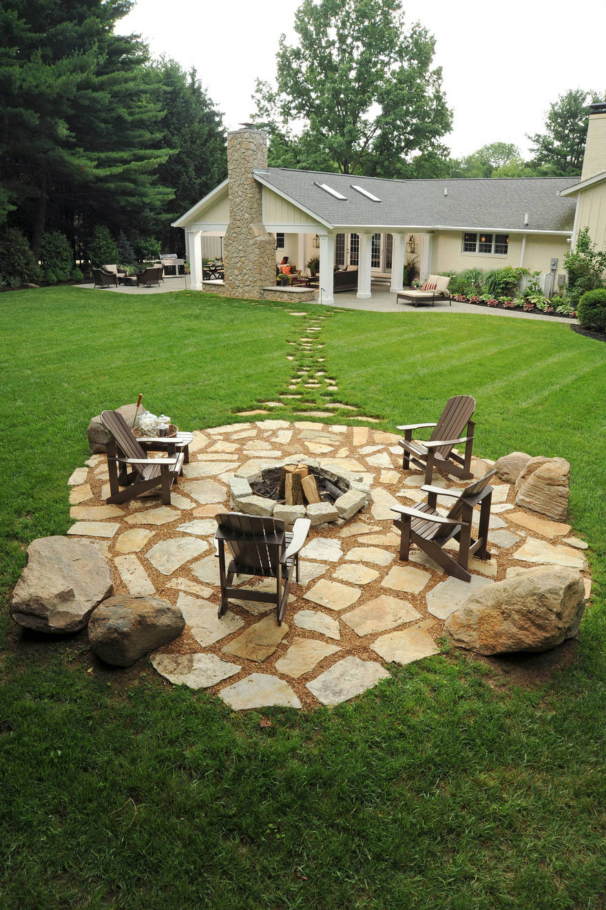 Outdoor Fire Pit 20