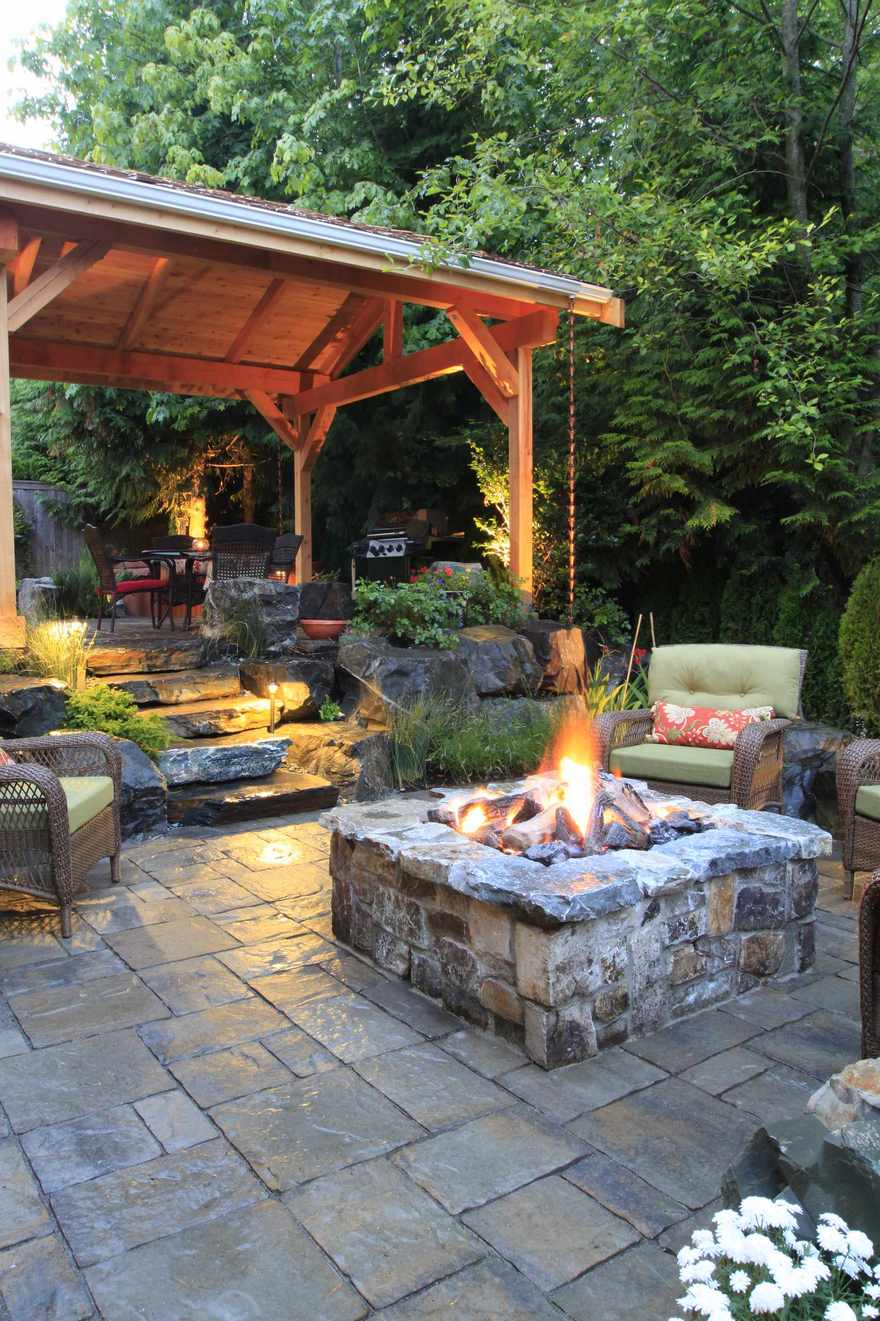Outdoor Fire Pit 22