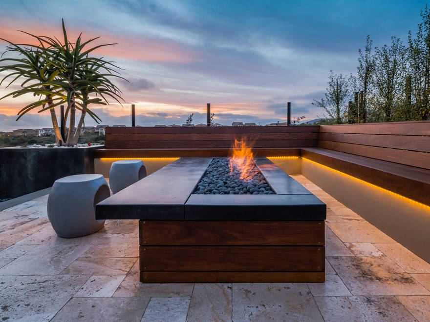Outdoor Fire Pit 24