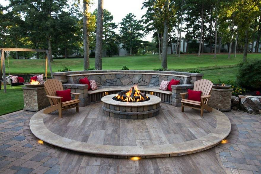 Outdoor Fire Pit 27