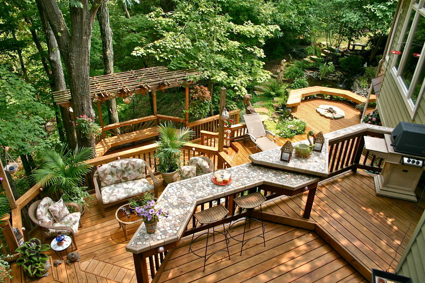 backyard design ideas 34