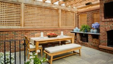 Breathtaking Designs Ideas For Outdoor Pergolas