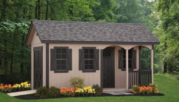 Ideas for Backyard Sheds Designs and Layouts