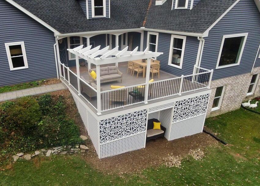 modern deck designs 20