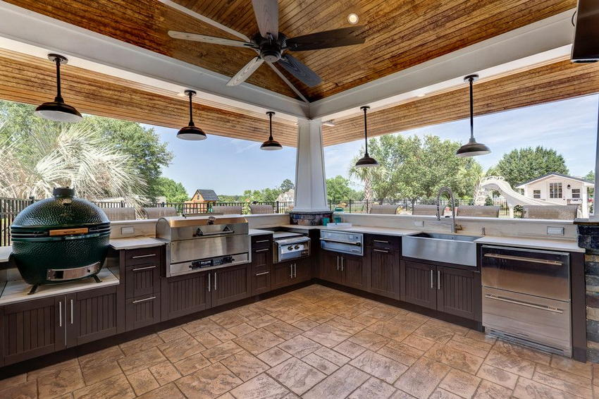 outdoor kitchen ideas 0