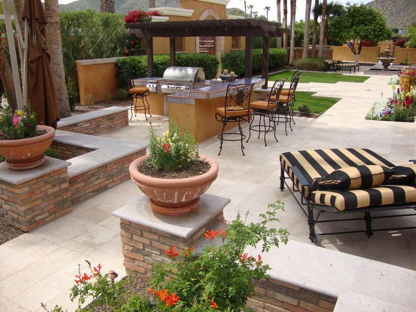 outdoor kitchen ideas 10