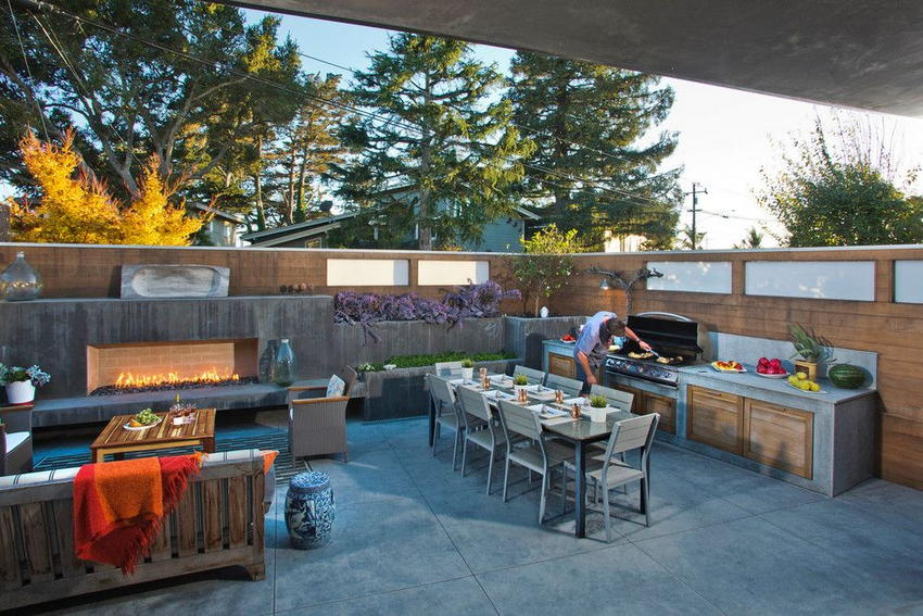 outdoor kitchen ideas 18