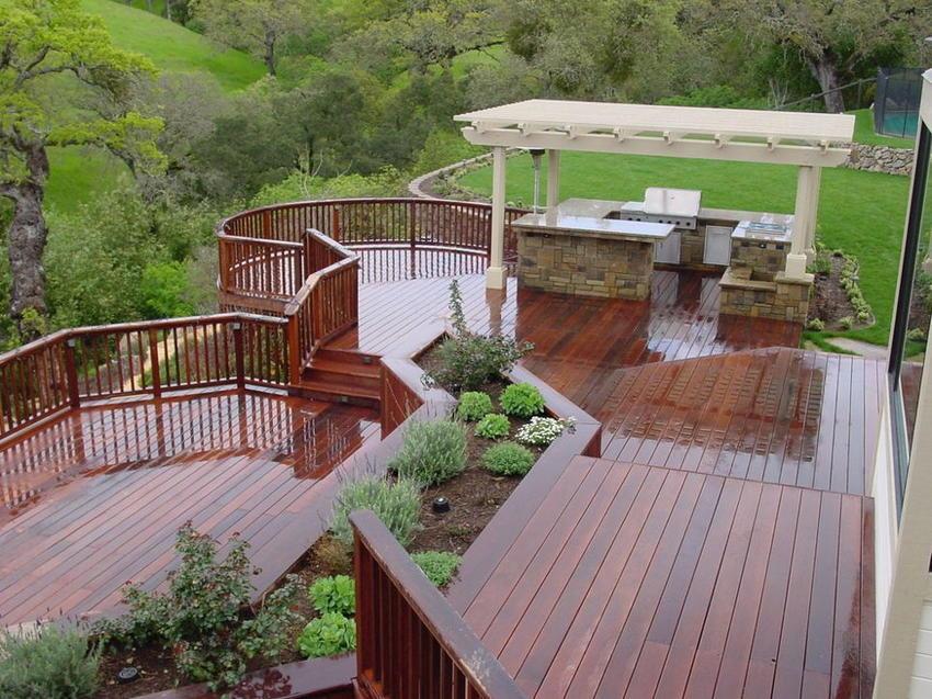 outdoor kitchen ideas 19