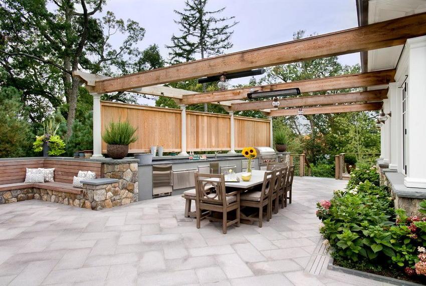 outdoor kitchen ideas 2