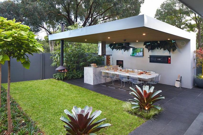 outdoor kitchen ideas 27