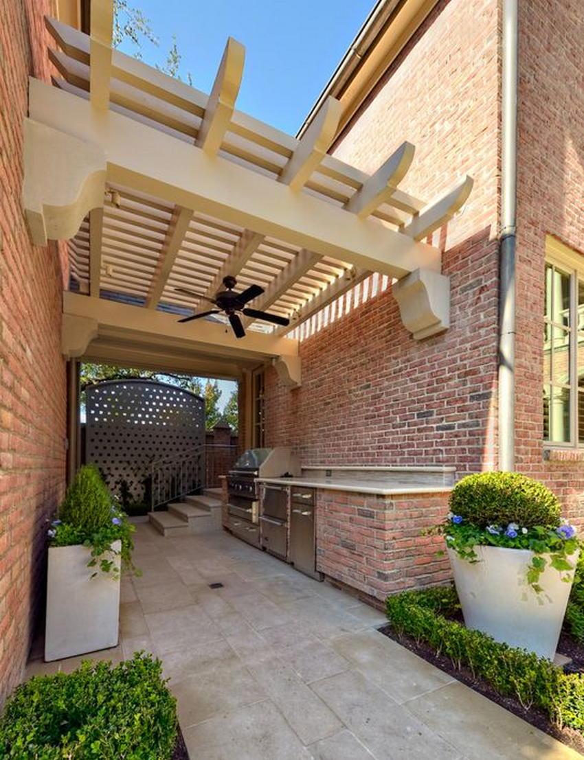 outdoor kitchen ideas 29