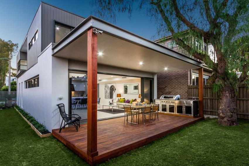 outdoor kitchen ideas 30