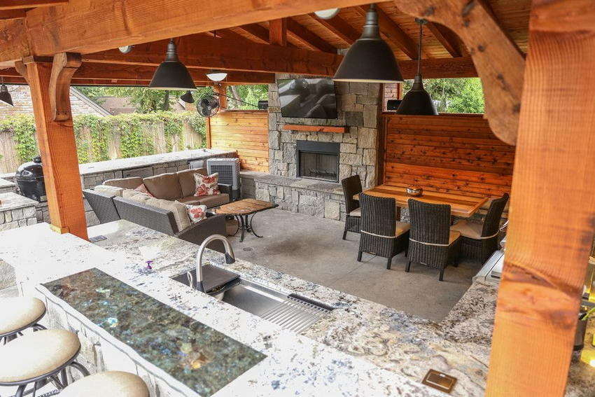 outdoor kitchen ideas 31