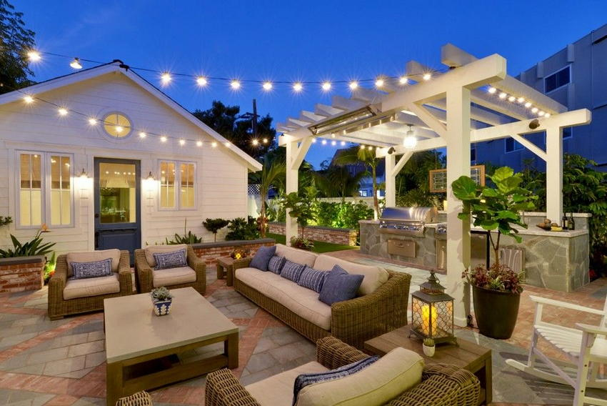 outdoor kitchen ideas 32