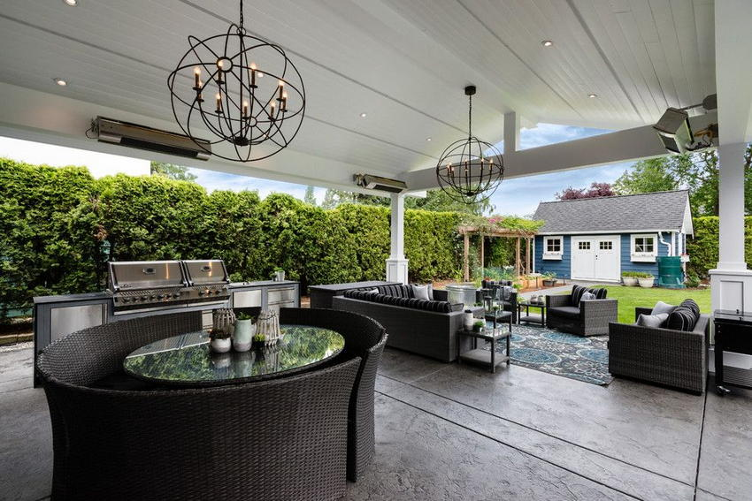 outdoor kitchen ideas 36