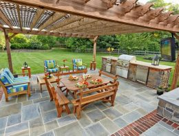 Dreamy Design Ideas for Outdoor Kitchens
