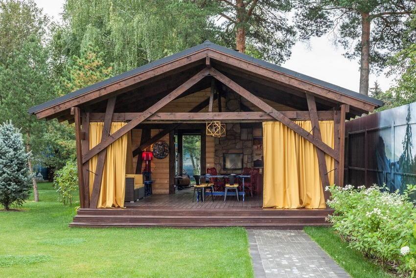 outdoor kitchen ideas 6