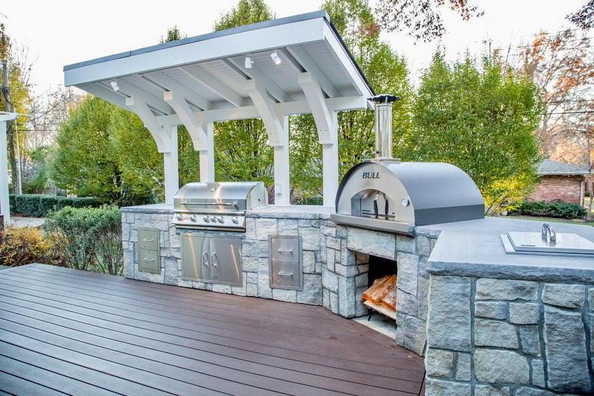 outdoor kitchen ideas 8