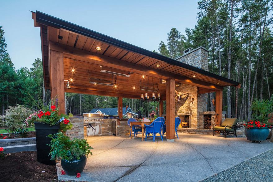 outdoor kitchen plans 1