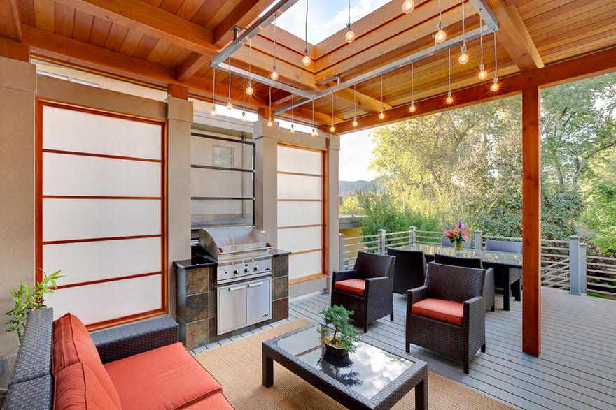 outdoor kitchen plans 10