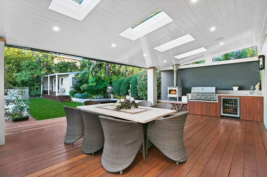 outdoor kitchen plans 11