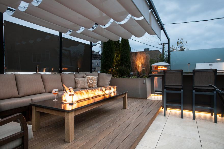 outdoor kitchen plans 13