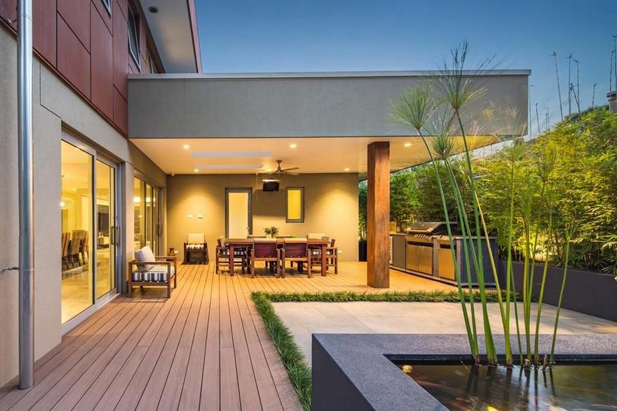 outdoor kitchen plans 22