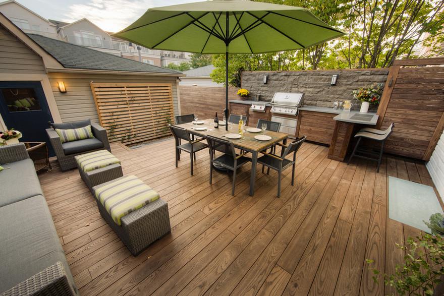 outdoor kitchen plans 25