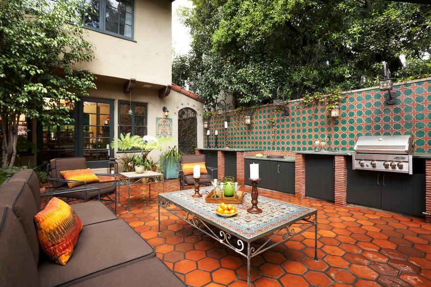 outdoor kitchen plans 30