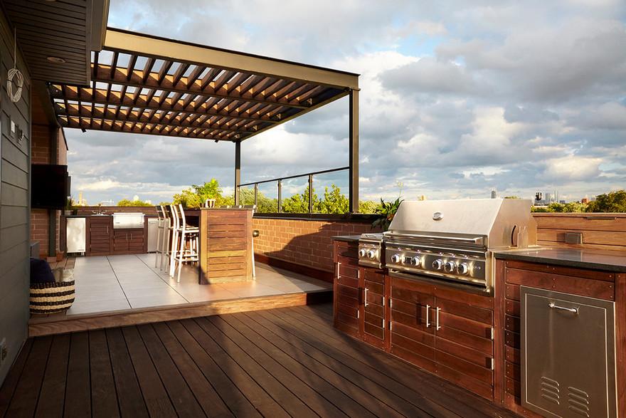 outdoor kitchen plans 34