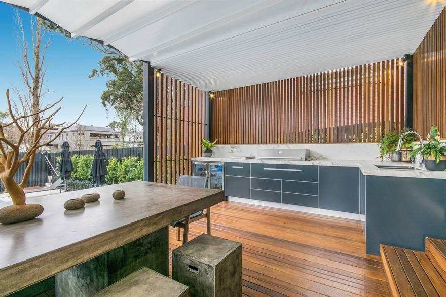 outdoor kitchen plans 40