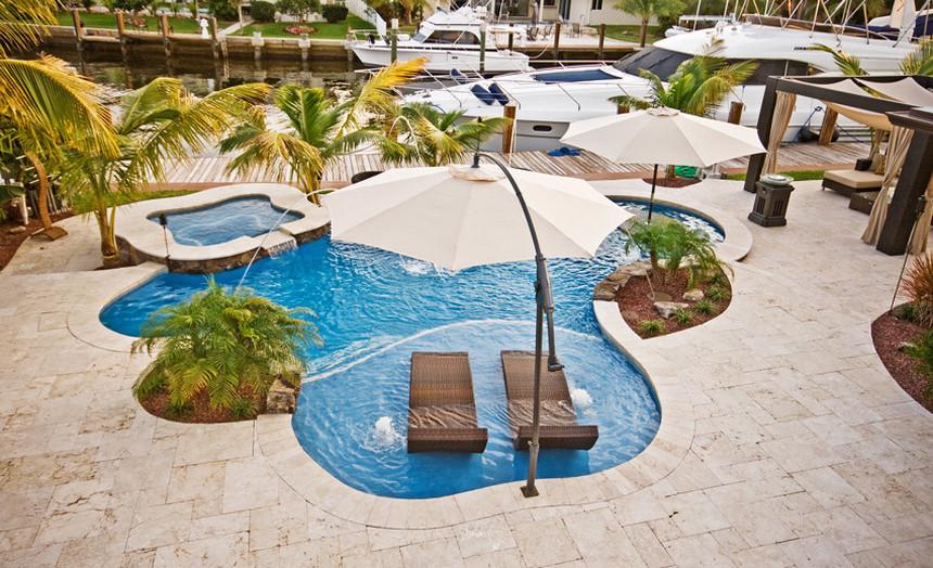outdoor pool design ideas 23