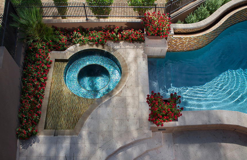 outdoor pool design ideas 38