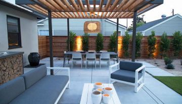 Pergola Designs for Patios