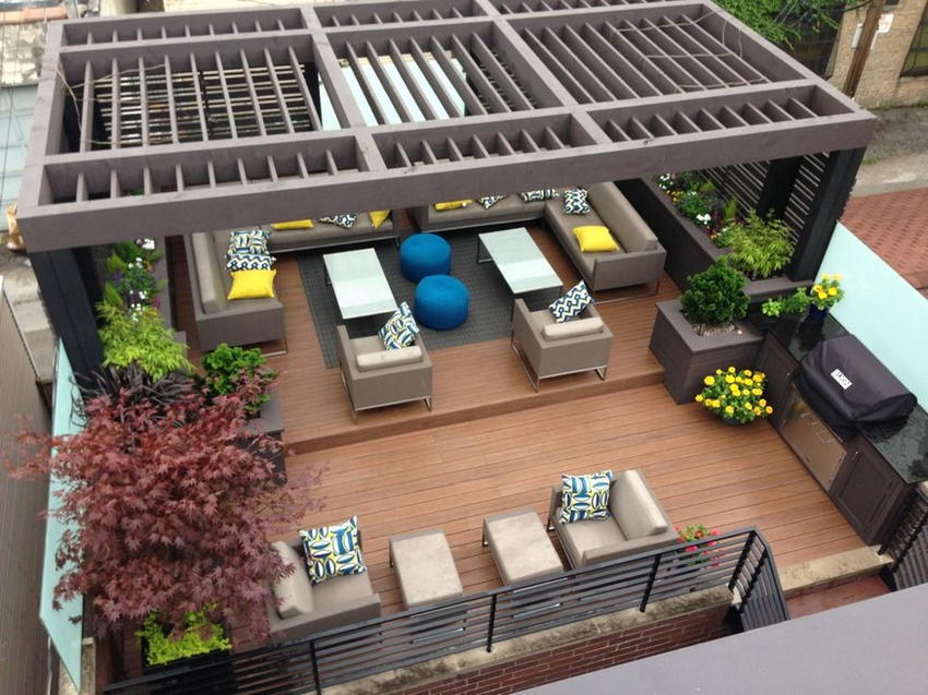 rooftop outdoor living 2 - 2