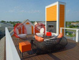 Awe-inspiring Rooftop Deck and Terrace Design Ideas