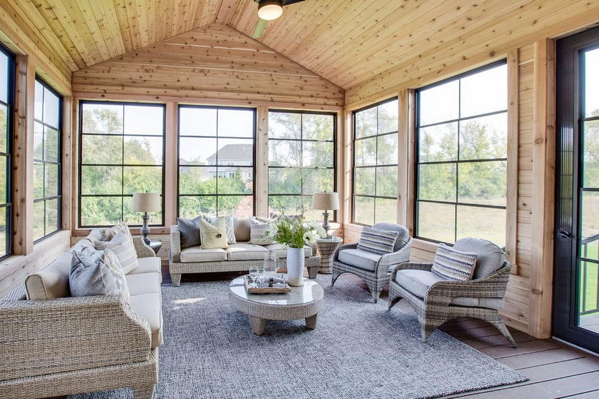 sunroom design ideas 30